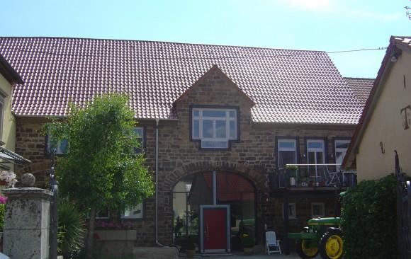 Scheune - Euerfeld