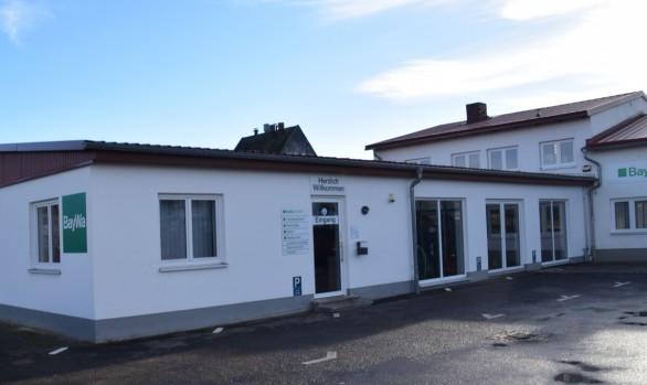 Werkstatterweiterung - Gerolzhofen