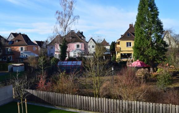 Gartenanlage - Gerolzhofen