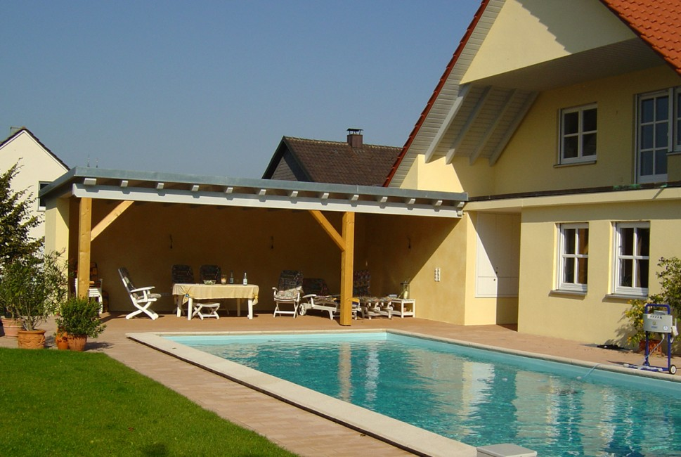 Gartenanlagen mit pool - Gartenanlage mit pool ...