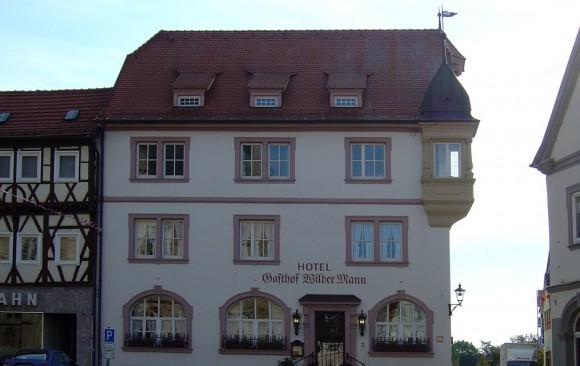Gasthof Wilder Mann - Gerolzhofen