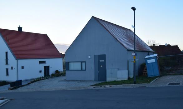 Schalthaus - Volkach