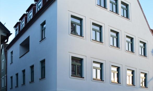 Wohn- + Geschäftshaus - Volkach